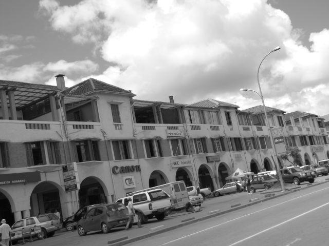 Antananarivo, hier et aujourd'hui Par RABEMANANORO