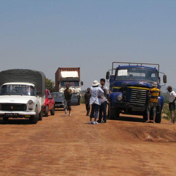 Route Ambotromanjaka Ambohidratrimo