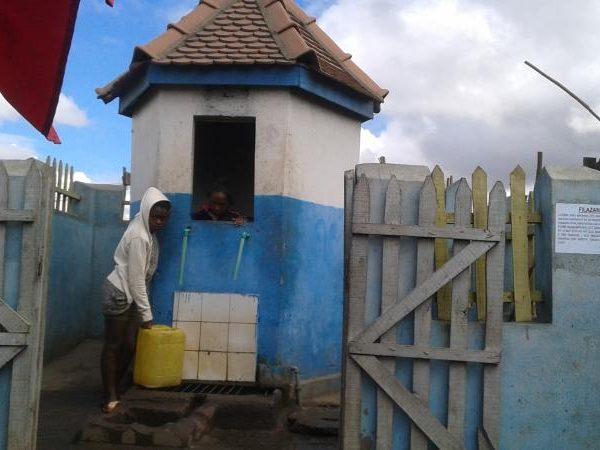 eau potable Antananarivo en manque de politique d'approvisionnement en eau potable