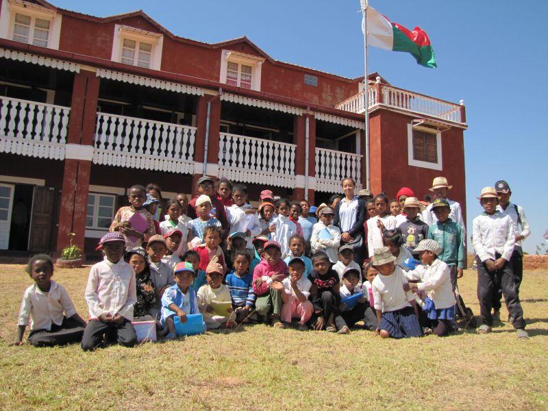Ecole Loharanosoa au village