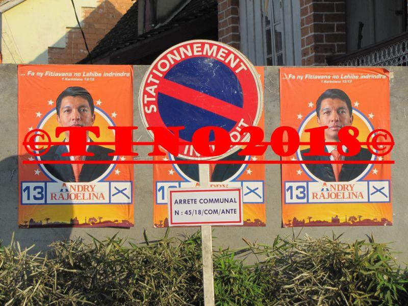 Elections 2018 Madagascar Anosiala Antananarivo