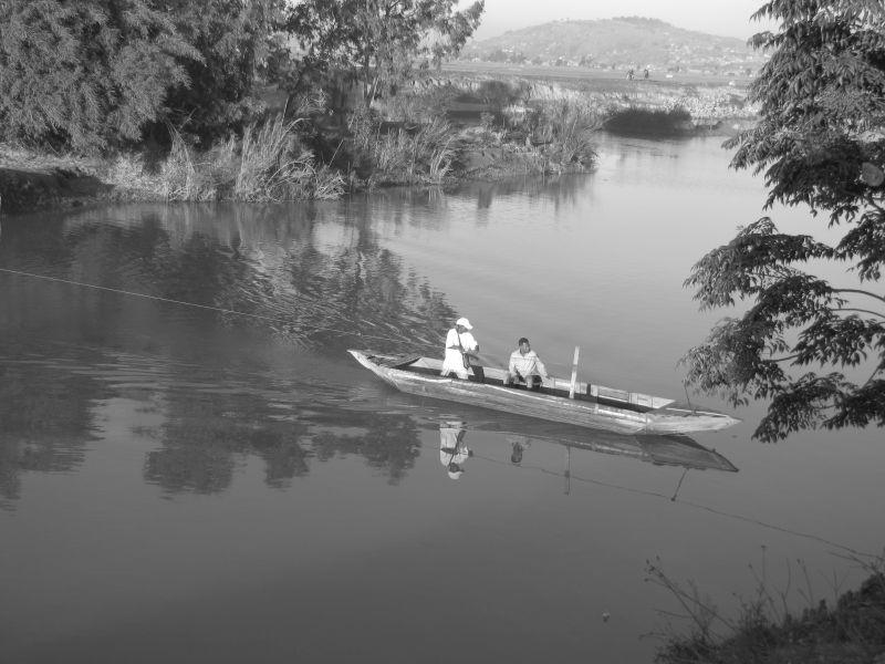 La pirogue de l'Ikopa histoires d'eau à Tana en 2020