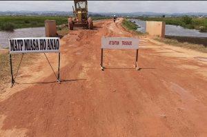 Route de Tsarasaotra -Antsofonondry avril 2021 by Faly Rarivoson