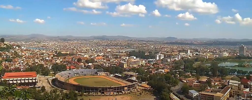 Antananarivo city, Capital of Madagascar