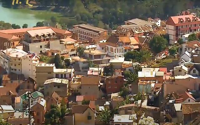Antananarivo city, Capital of Madagascar 2020