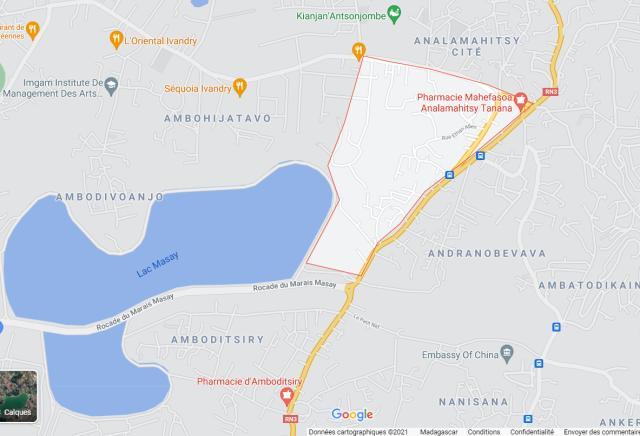 Nouvelle caserne de proximité à Analamahitsy, Antananarivo 7/7 24/24